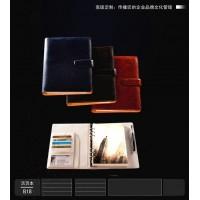 定制2015年记事本,皮制记事本,32开仿皮笔记事本