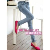 广东便宜牛仔裤批发便宜女式牛仔裤批发厂家丽唯牛仔裤批发