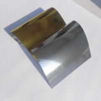 弱溶剂拉丝金银胶片,拉丝金银相纸