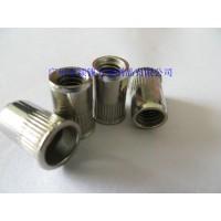 不锈钢/碳钢铁铝小沉头拉铆螺母,GB17880.3小头拉帽
