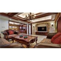 长沙原木家具定制、长沙实木玄关柜、百叶门、入户门定制