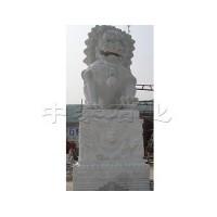 传统狮子雕塑价格-中泰石业有限公司