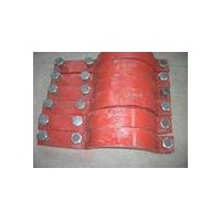 三螺栓管夹,A8三螺栓管夹(支托用)江苏省南京市