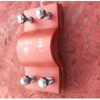 双排螺栓管夹A9双排螺栓管夹江苏省南京市