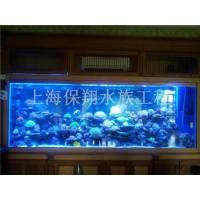 上海定做鱼缸/上海鱼缸厂家/圆柱鱼缸定做
