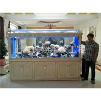 海鲜鱼缸/大型观赏鱼缸/上海亚克力鱼缸