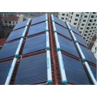 广西日报社太阳能热水工程