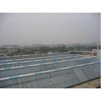 威海文化名居小区太阳能热水工程