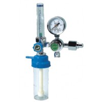 西安医用氧气瓶压力表 西安浮标氧气吸入器150元