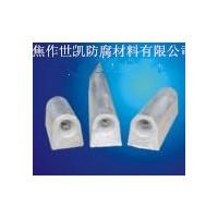 供应异形高电位镁阳极价格.镁锰合金牺牲阳极厂家带填包料镁阳极