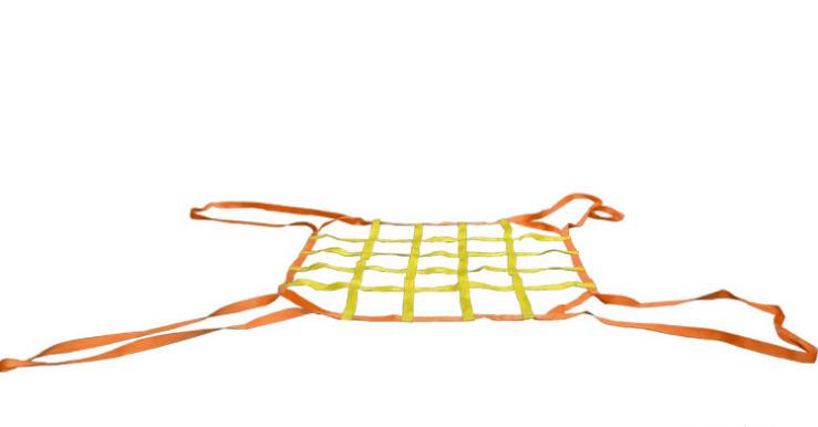 尼龙吊网,扁带式吊网,绳式吊网,走扁带