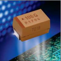 代理美国avx、供应高容量钽电容、TPM系列钽电容
