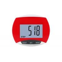厂家生产计步器批发 商务礼品 大屏幕计步器 秒表计步器