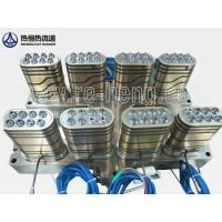浙江热流道厂家供应直尺模具热流道 一咀多头热流道系统