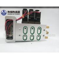 订制进口热流道电磁阀 韩国YPC电磁阀 厂家定制