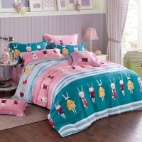 2016新款床上用品四件套床单被套纯棉学生宿舍三件套厂家批发