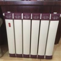 家用优质75*75铜铝复合散热器 十佳*铜铝暖气片