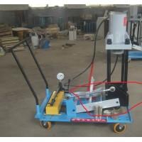手动液压转向节立柱拆装机