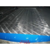 cast iron inspection plate