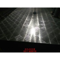 cast iron lineation plate