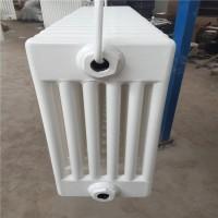 柱型闭式热水供暖选用六柱散热器 静电喷塑漆面附着力强