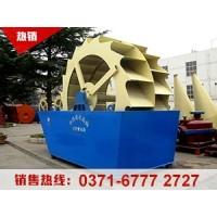 风化砂洗砂机的广泛用途