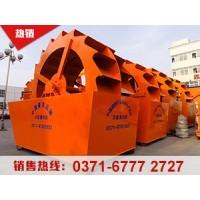 风化砂洗砂机设备的特点