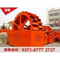 风化砂洗砂机工艺流程
