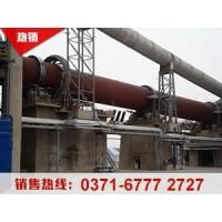 活性石灰石生产线工艺流程和优势