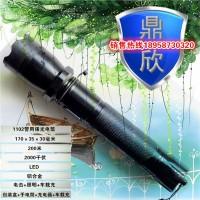 捍卫者2000电击高压手电筒 X8高压电棍多少钱