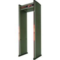 六区防水型数码安检门,金属探测门,安检门