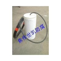 瓷罐硫酸铜参比电极 牺牲阳极检测用参比电极 长效参比电极