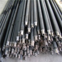 大型散热器高频焊翅片管 春烨采暖设备L