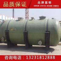 玻璃钢厂家生产 现场缠绕大型玻璃钢储罐 大型储罐 质量保证