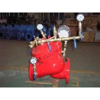 DY609X水控式雨淋报警阀,供货证明,检验报告