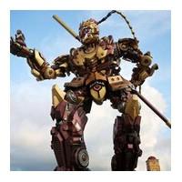 南京机器人出售南京变形金刚出租小伙伴们你们知道不