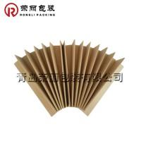 专业生产纸质护角条 潍坊坊子区打包纸护角环保可重复使用