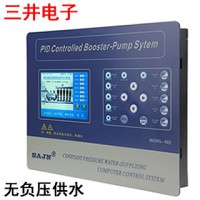 济南无负压供水控制器-CPW400供水控制器一拖四