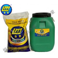 垃圾处理厂用山东鲁蒙LM聚丙烯酸酯防腐砂浆