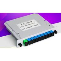 全新1比8分光器 插片式1分8光分路器插卡式 电信级