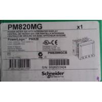 PM820MG-正品 原装 施耐德 多功能 仪表