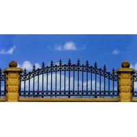 供应铸铁护栏、铁艺围栏、铁艺围墙、铁艺护栏、铸铁围墙