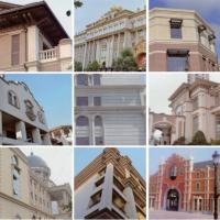 grc构件装饰、欧式装饰构件、外墙装饰构件