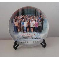 聊城定做纪念盘价格 莱芜陶瓷纪念盘定做价格,山东纪念盘厂家