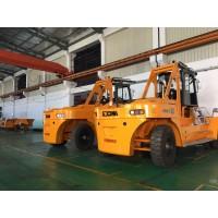 重型叉车出口企业生产厂家华南重工供应大吨位30吨叉车