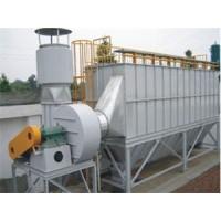 脉冲除尘器的基本结构