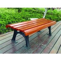 广州易居厂家直销广场长凳实木排椅公园长椅商场休息椅