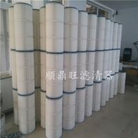 3266可水洗聚酯纤维除尘滤筒