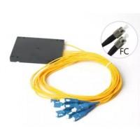 全新尾纤盒式PLC电信级SC FC分光器分光入户尾纤