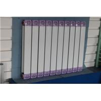 全国十大*专业定制各种型号铜铝复合散热器供应青海安徽等地区